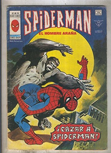 Spiderman volumen 3 numero 54