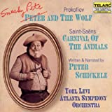 Sneaky Pete and The Wolf/ Carnival