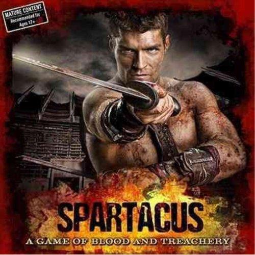 Preisvergleich Produktbild Gale Force 9 GF9SPAR1 - Spartacus - The Game, Brettspiel