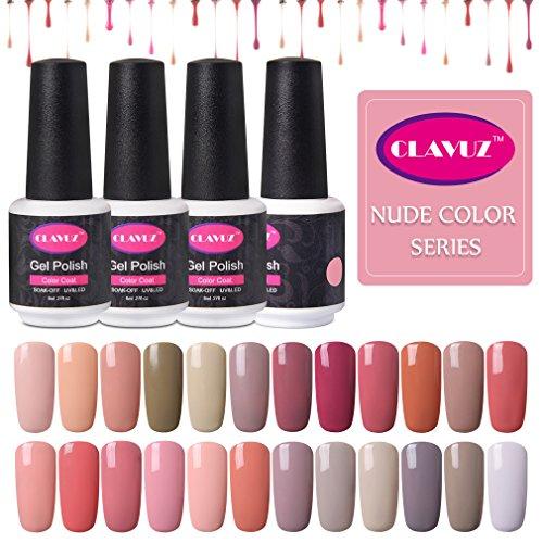 clavuz-24pcs-gel-nail-polish-set-nude-color-collection-soak-off-gel-nail-lacquer-nail-art-manicure-h