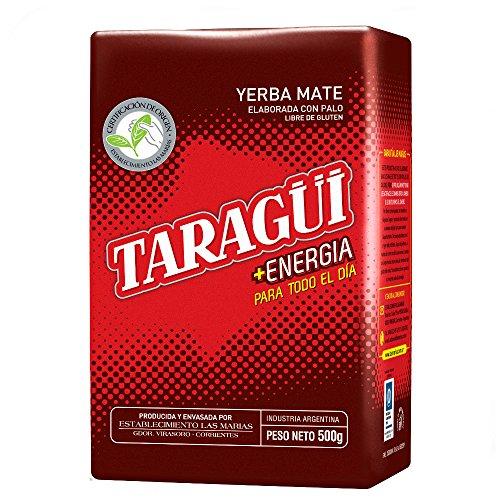 Yerba Mate Taragui Energy 500g