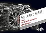 Avery Zweckform 222DL Fahrtenbuch (für PKW, A6 quer, 40 Blatt)