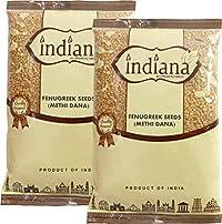 Indiana Fenugreek Seeds (Superior Quality) - Methi Dana 500g