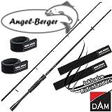 DAM Effzett Impulse Spin Spinnrute alle Modelle mit Angel Berger Rutenband (2,70m / 21-56g)