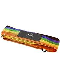 Kofferanh/änger Doppelpack Regenbogen