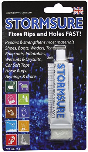 Stormsure Clear Flexible Adhesive, N/A, ONE Size