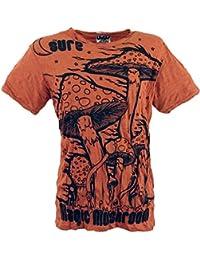 194e65aae Amazon.es  ropa hippie - Camisetas   Camisetas y tops  Ropa