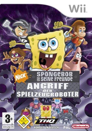 SpongeBob & seine Freunde - Angriff der Spielzeugroboter