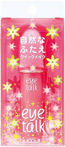 Koji Eye Talk Double Eyelid Maker Test