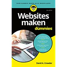 Websites maken voor Dummies