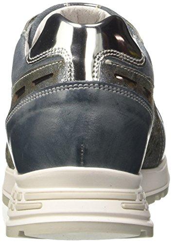 Nero Giardini P717220d, Sneaker a Collo Basso Donna Blu (205)