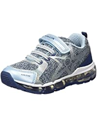 Geox Mädchen J Android Girl B Low-Top