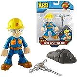 Bob der Baumeister - Figuren Set - Spielfigur Bob mit Presslufthammer