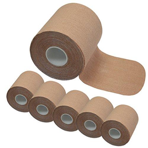 6-rollen-kinesiologie-tape-5-m-x-75-cm-in-5-farben-von-bb-sport-farbebeige