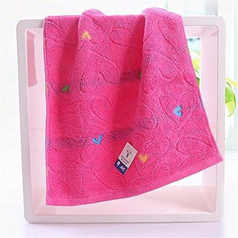 HZBY dicker baumwolle handtuch, weich und bequem wasser bunte erwachsenen modelle,n
