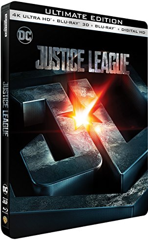 Foto de Justice League [Francia] [Blu-ray]