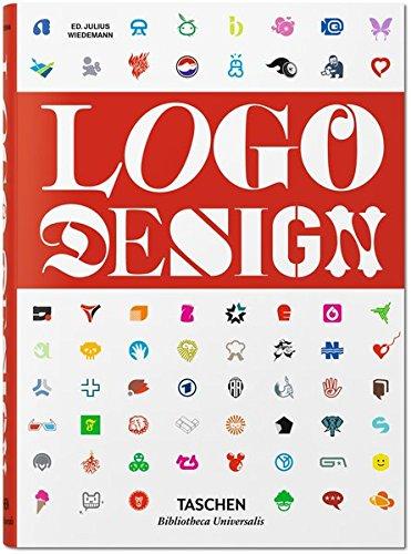 Logo design : ed., Julius Wiedemann