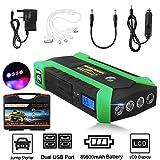 Best Battery Booster Packs - Veena UK Plug 4 USB 89800Mah 12V Car Review