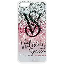 iPhone 6 & iPhone 6s Plus 5.5 Inch Phone Covers White Victoria Secret Pink Brand Logo Cell Phone Case 2T110819