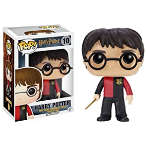 Funko Pop Harry Torneo 3 Magos (Harry Potter 10) Funko Pop Harry Potter