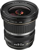 Canon 10 - 22 mm / F 3,5 - 4,5 EF-S USM 10 mm-Lens [Camera]