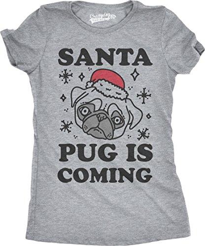 crazy-dog-tshirts-womens-santa-pug-is-coming-funny-santa-hat-holiday-christmas-t-shirt-grey-s-camise
