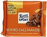 Ritter Sport 100 g Honig-Salz-Mandel Tafelschokolade, 11er Pack (11 x 100 g)