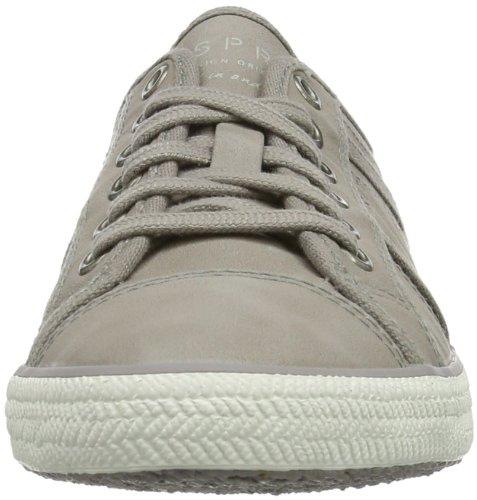 Esprit Grau Warm Grey Megan Damen Lace Sneaker Up 014ek1w004 LqMGSUjzVp