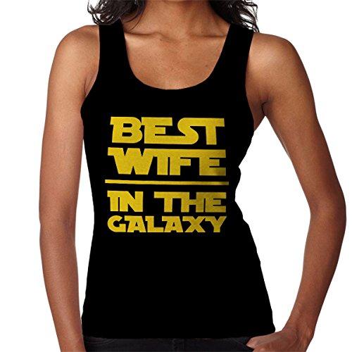 Star Wars Best Wife In Galaxy Women's Vest