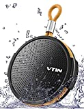 VTIN Q1 Enceinte Bluetooth Portable, Etanche IPX5 Haut-Parleur avec 10H de lecture,...