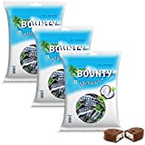 Bounty Chocolate Miniatures, 150g (Pack of 3)