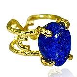 Riyo Lapislazuli vergoldet Großhandel Brautringe sz 7 gprlla7-44011