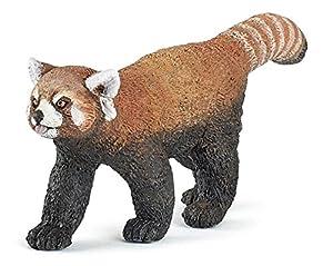 Papo Toys - Figura Panda, Color Rojo (2050217)