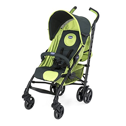 Chicco 79328 Lite Way Top BB Passeggino, Verde (Evergreen)