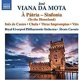 Vianna da Motta: À pátria - Sinfonia
