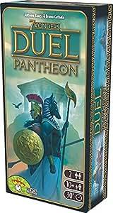 Repos Production RPO0002 - 7 Wonders DUEL - Pantheon, Spiel und Puzzle