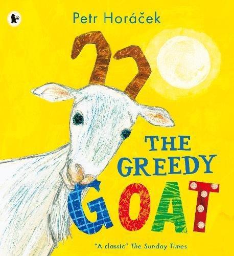 The Greedy Goat por Petr Horacek