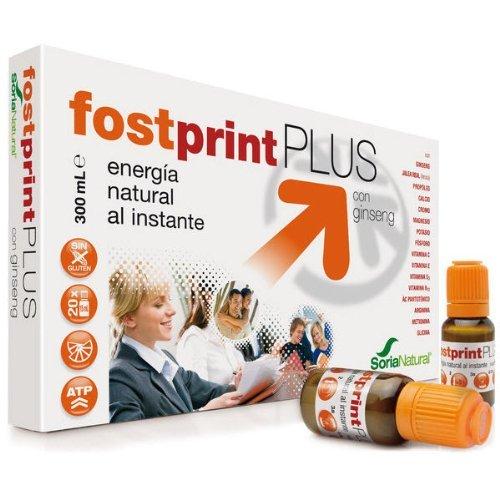 Fost Print Plus Allround-Sofort-Energetikum, 20 Trink-Ampullen