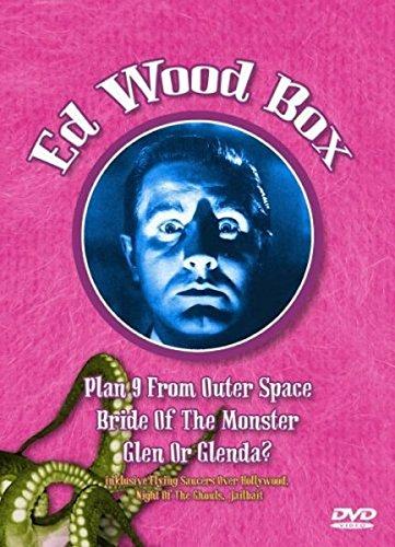 Bild von Ed Wood Box (3 DVDs)