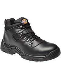 Dickies Schuhe Sicherheitswanderschuh Safety Fury S1-P Black-46