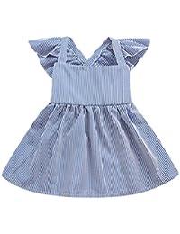 a4201e3de Amazon.es  Vestidos - Niña  Ropa  Elegante