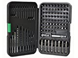 Hitachi Drill and Driver Bit Set (102 Pieces)
