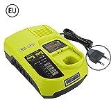 CatcherMy Chargeur De Batterie Au Lithium pour RYOBI P117 12V-18V Lithium Nickel,...