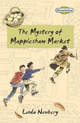 Streetwise The Mystery of Mapplesham Market Pack of 6 (LITERACY LAND)