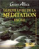 Image de Petit livre de la méditation facile