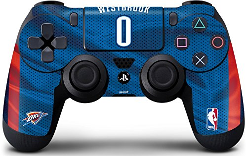 ps4-custom-un-modded-controller-exclusive-design-russell-westbrook-thunder-doklahoma-city-jersey-