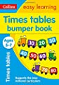 Times Tables Bumper Book Ages 5-7 (Collins Easy Learning KS1) from Collins