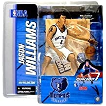 McFarlane Sportspicks: NBA Series 7 Jason Williams (Chase Variant) Action Figure by mcfarlane