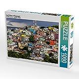 Las Peñas in Guayaquil 1000 Teile Puzzle quer: Ecuador - Zwischen Hochland und Küste (CALVENDO Orte)