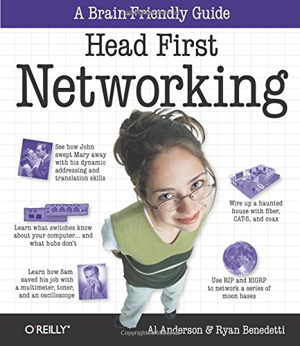Head First Networking (Brain-friendly Guides)